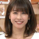加藤綾子フジ以外他局初出演!【しゃべくり007】ピアノ披露!